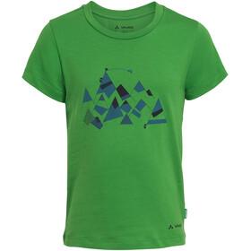 VAUDE Lezza Camiseta Niños, parrot green